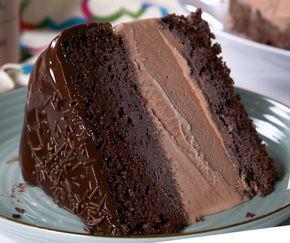 کیک بستنی با همزن مولینکس