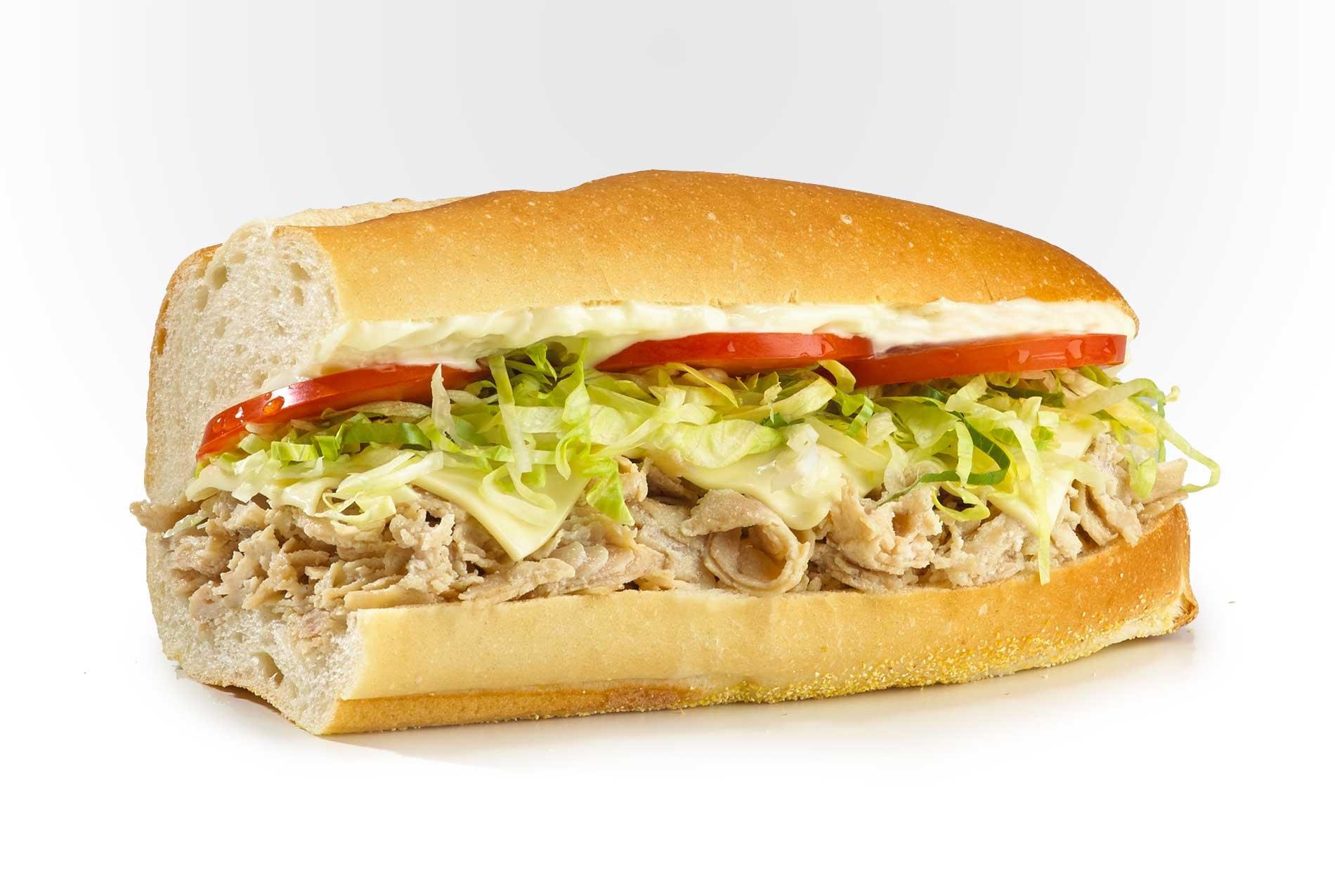 ساندویچ مرغ با چرخ گوشت مولینکس