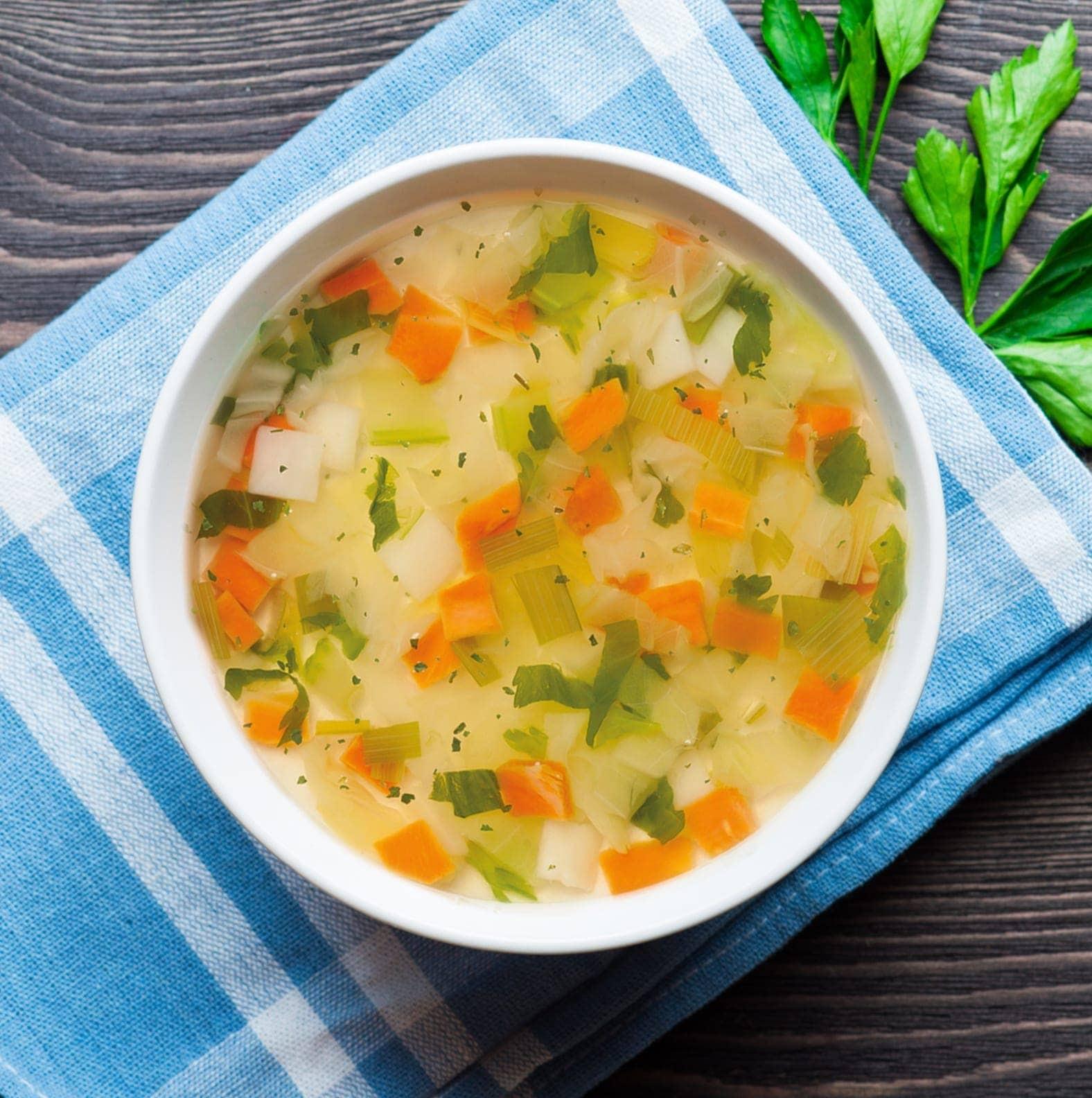 سوپ ژولین با غذاساز مولینکس
