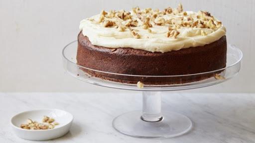 کیک کدو با گوشتکوب برقی مولینکس