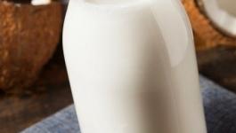 شیر نارگیل با غذاساز مولینکس
