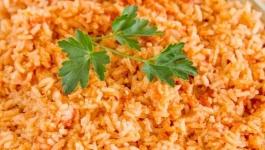 برنج اسپانیایی با پلوپز مولینکس