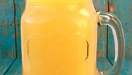 پانچ آناناس لیمو با غذاساز مولینکس