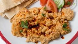 خوراک قفقازی با غذاساز مولینکس